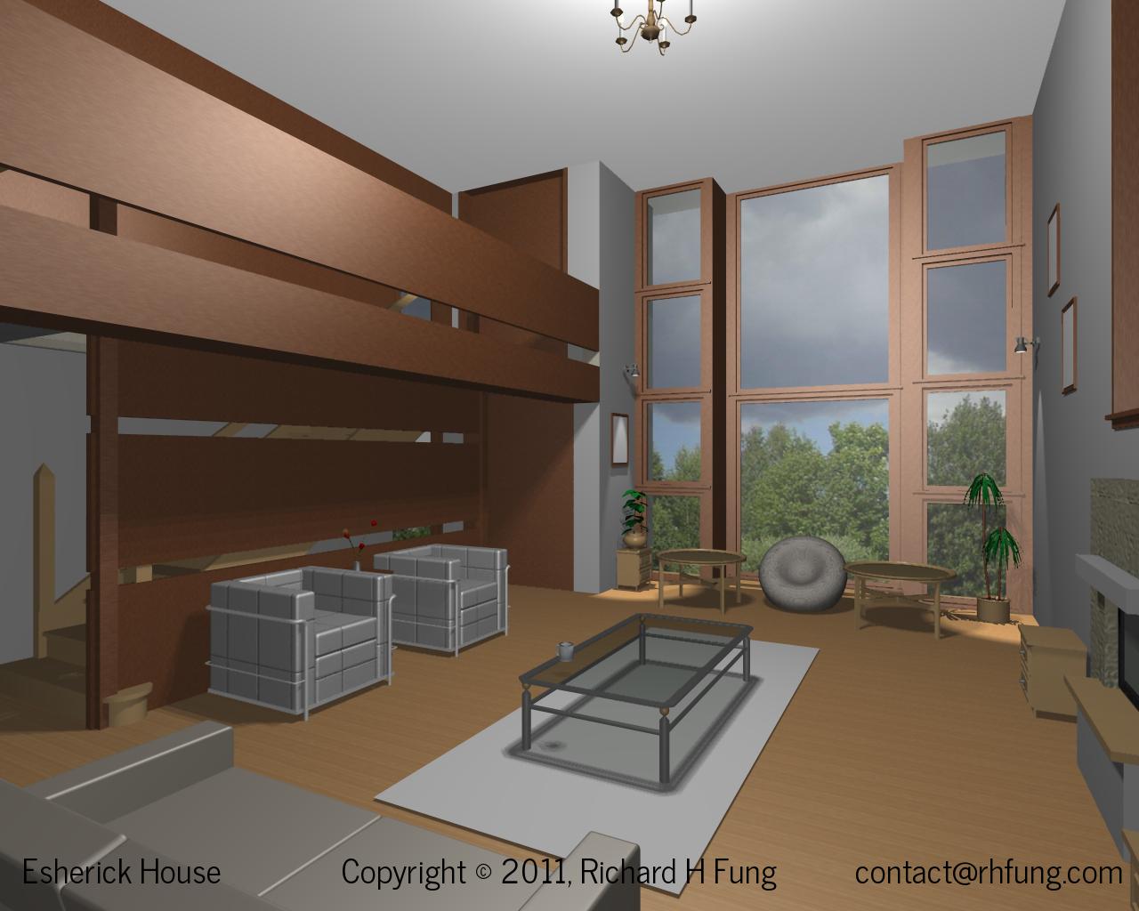 Richard H Fung Esherick House