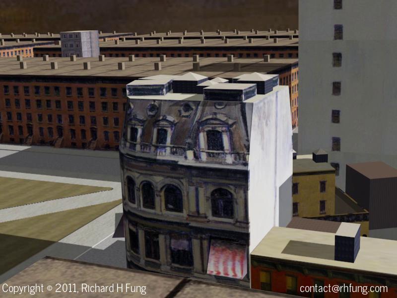 Richard H Fung Edward Hopper S The City In 3d